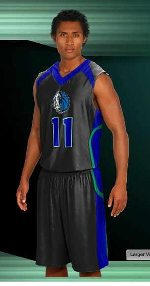 cde11656f7d See some early entries in Dallas Mavericks  uniform contest