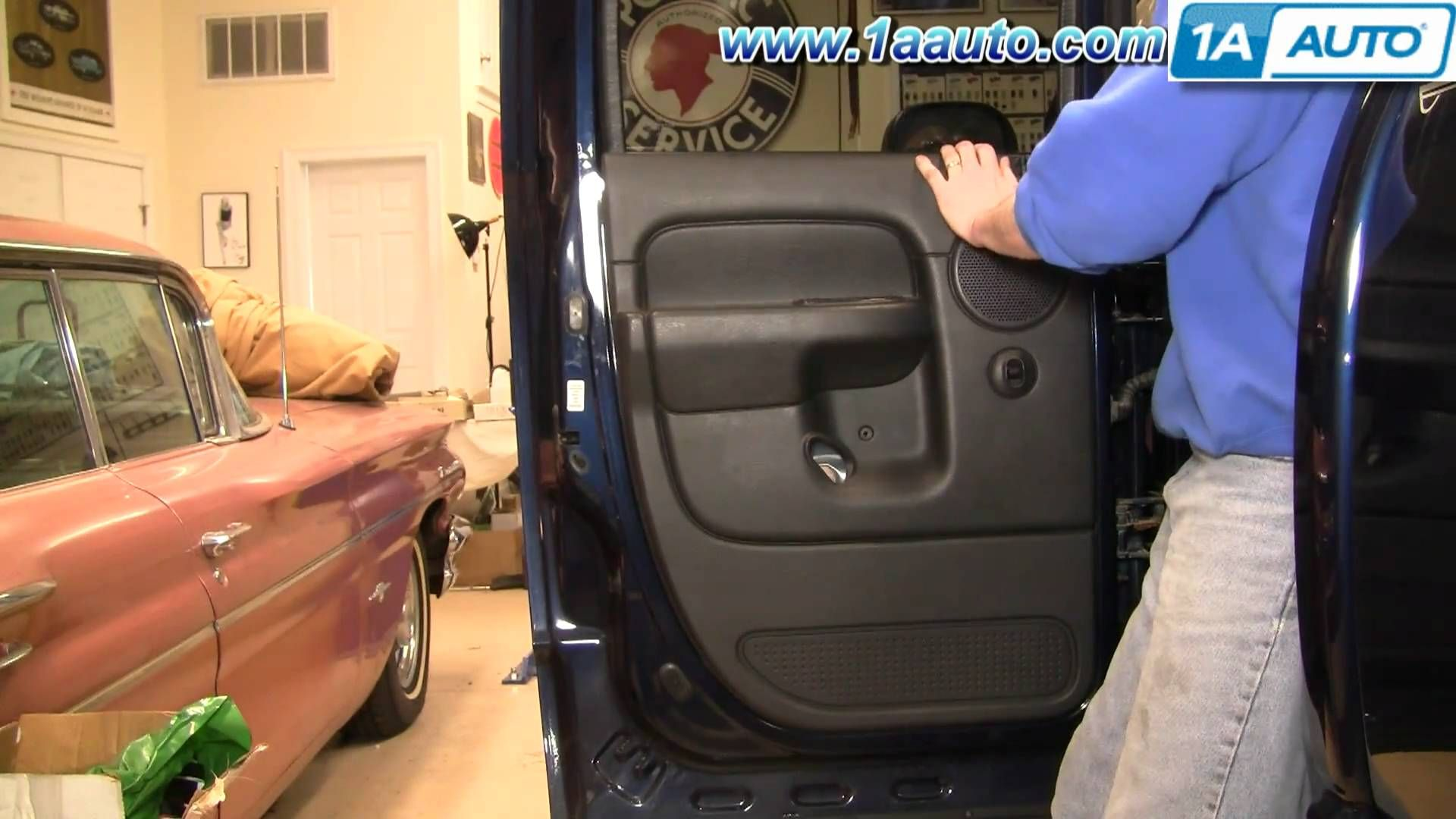 Http Www 1aauto Com 1a Auto Shows You How To Remove Or Replace The Interior Panel Doors How To Remove Dodge Ram 1500