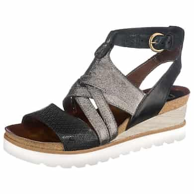 MJUS Sandaletten schwarz   mirapodo