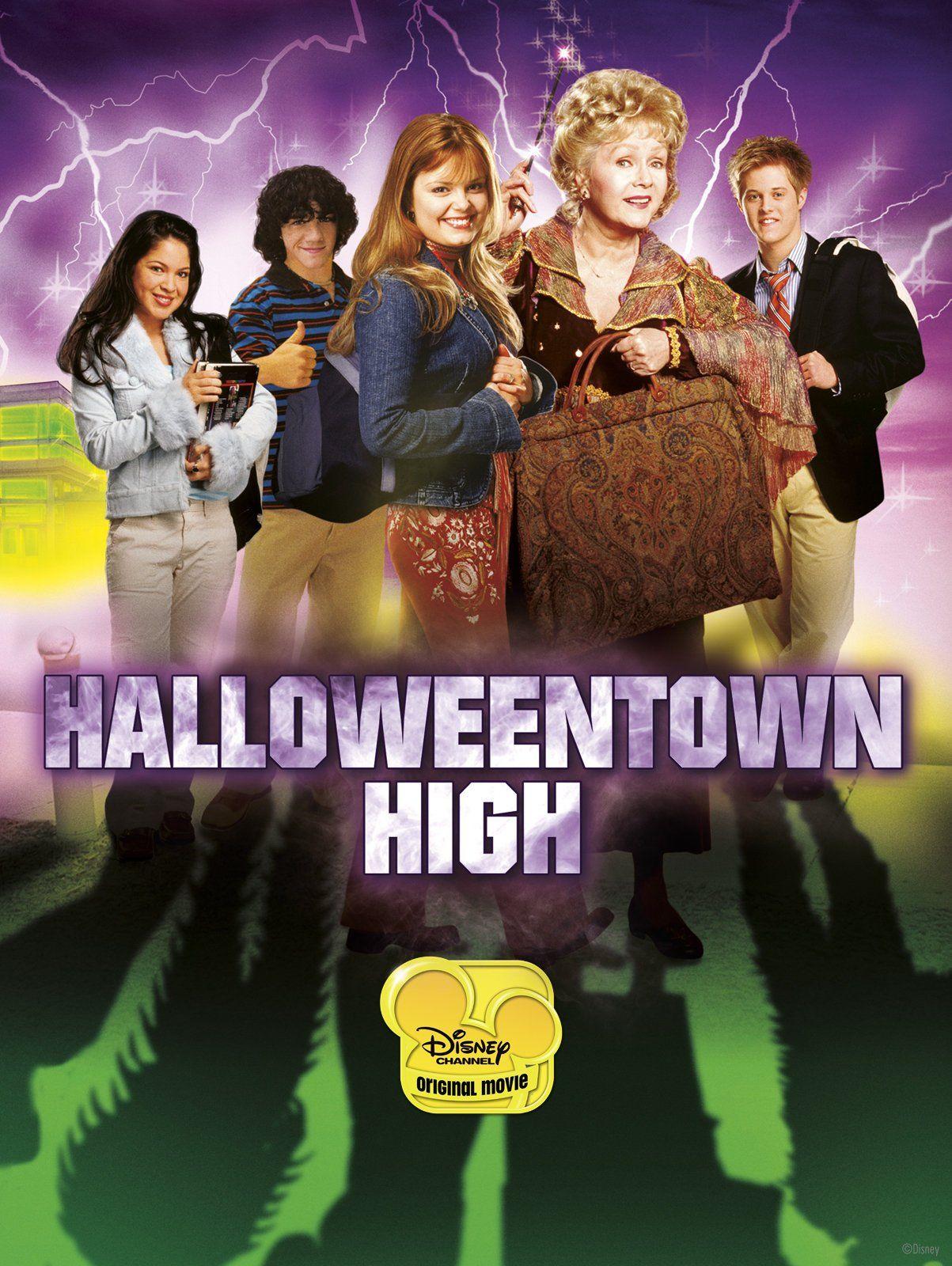 Pin By Carolina Yaque On Disney Channel Original Series Halloweentown High Best Halloween Movies Halloween Town Movie
