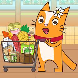 العاب اطفال Cats Pets متجر القطط Pet Shop Pets Cats Shopping Games