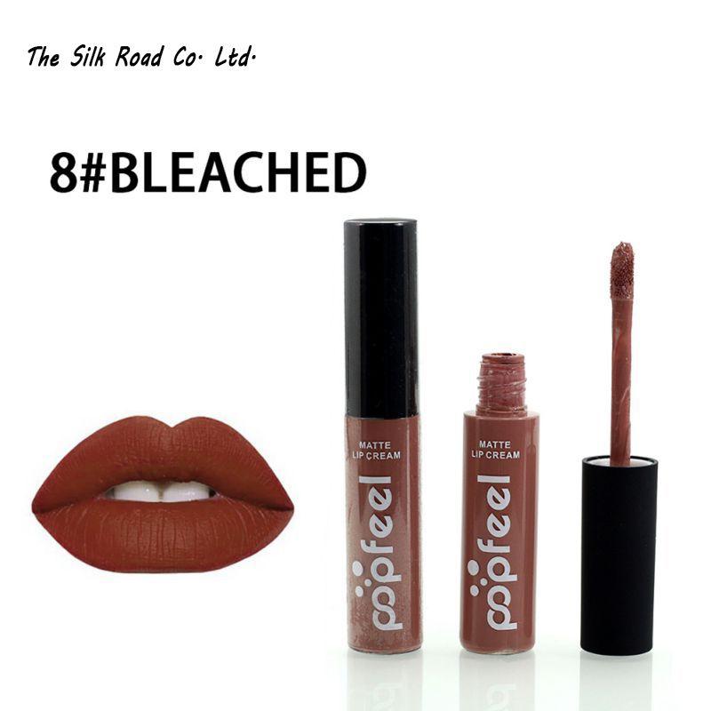 Marke lippenstift lang anhaltende feuchtigkeitscreme wasserdicht matte lippenstift nude lippenstift lipgloss lippenbalsam batom pintalabios für lippen