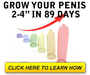 you your Can penis grow really