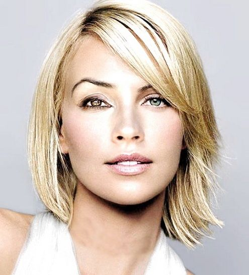 Best Haircut For Oval Face Fine Best Hairstyle For Oval Face Best Oval Face Haircuts Medium Length Hair Styles Medium Hair Styles