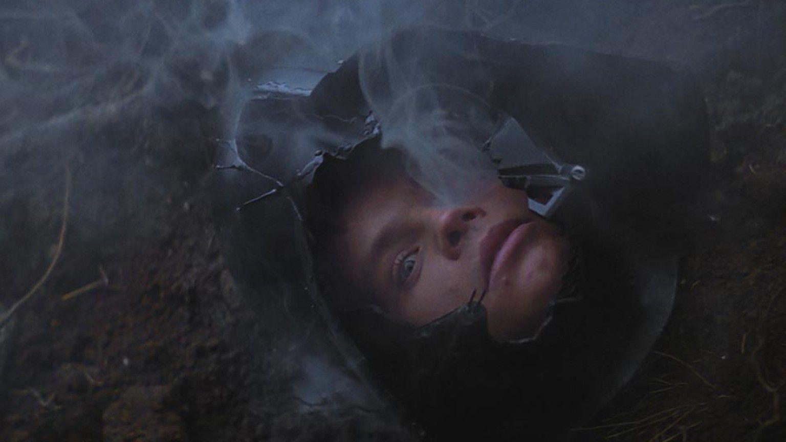 Resultado de imagem para star wars episode 5 darth vader cave