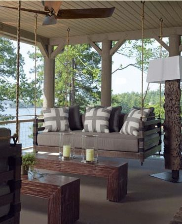 Photo of Beautiful Lake House Decor {inspiration}
