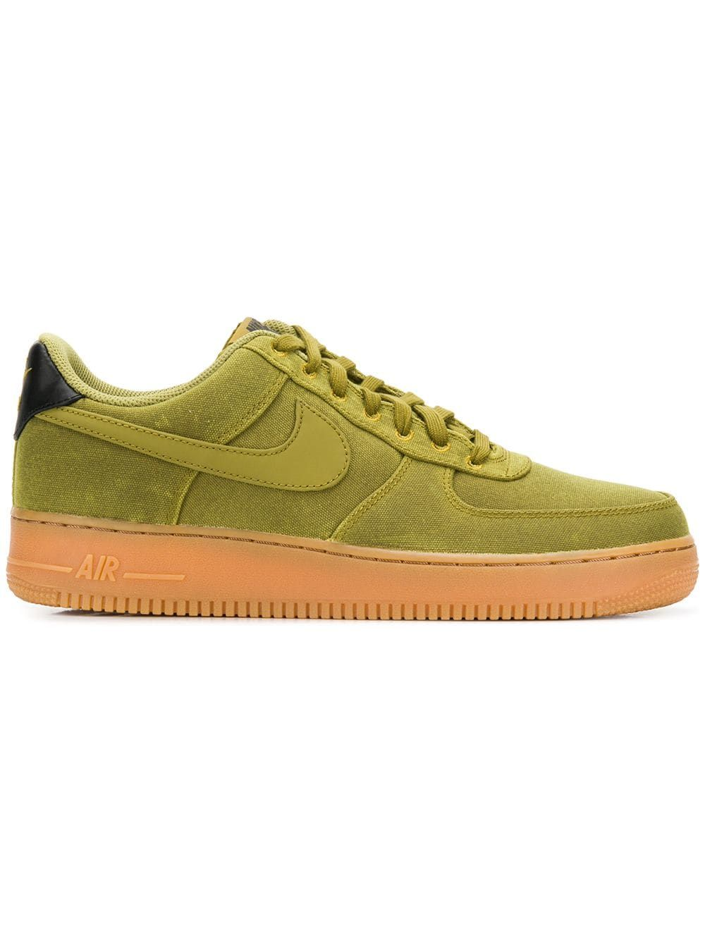 47a77056d NIKE NIKE AIR FORCE 1 '07 LV8 STYLE SNEAKERS - GREEN. #nike #shoes ...