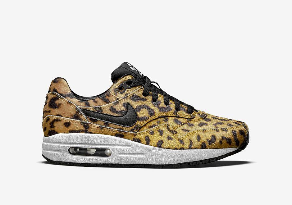 Nike Wmns Air Max 1 Léopard Kopenhaga