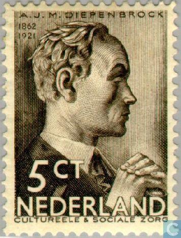 Netherlands [NLD] - Summer Stamps 1935