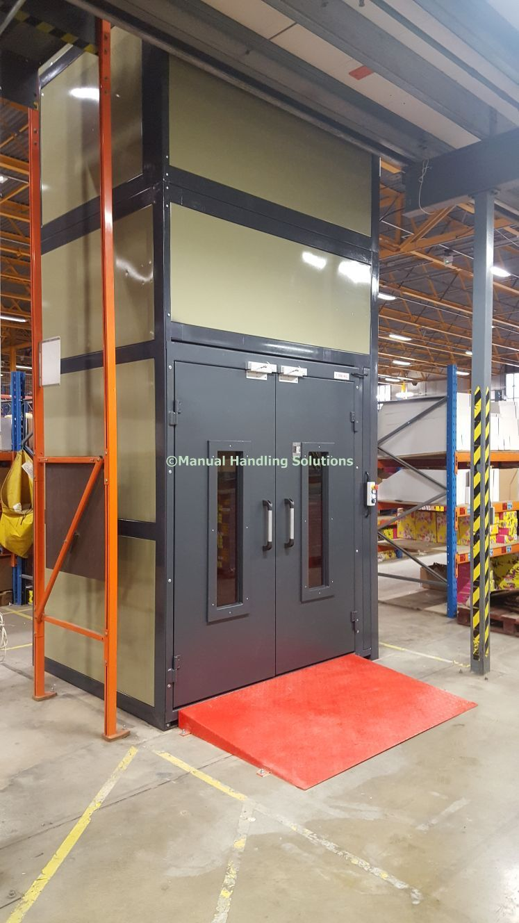 Goods Only Lifts Optimize Efficiency In Warehouses And Production