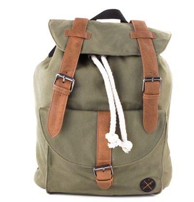 Army Oill rygsæk - Se flere farver og modeller af Oill rygsække hos CarrieAlong