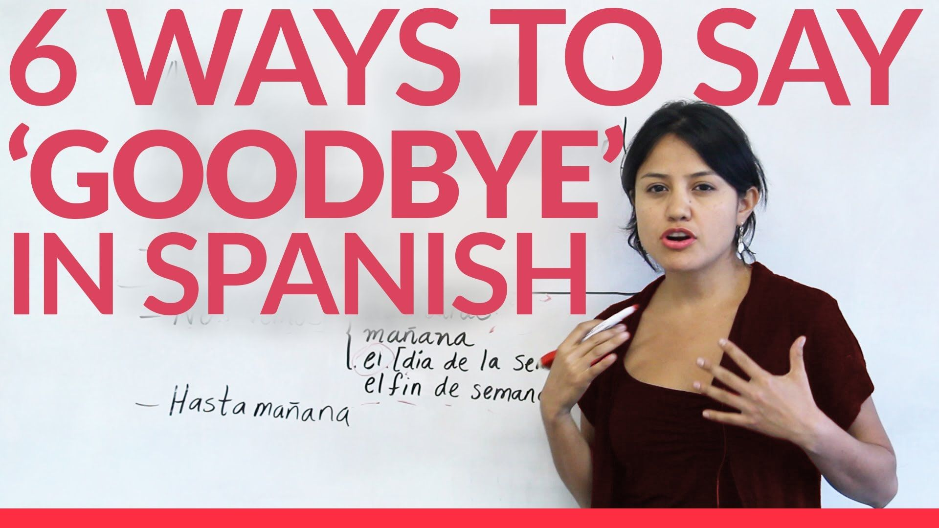 6 ways to say goodbye in spanish goodbye in spanish