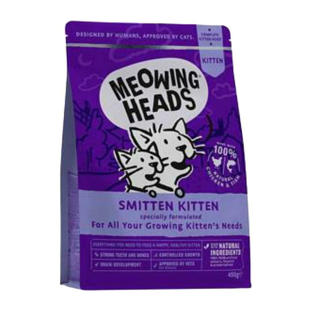 Meowing Heads Smitten Kitten 1 5kg Meowingheads In 2020 Kitten Kitten Food Waitrose