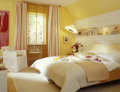 schlafzimmer farben dachschrage babblepath wohnideen design - Farbe Schlafzimmer Dachschrge