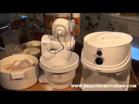 Bosch Compact Mixer Demonstration 100 Whole Grain Bread Recipe Youtube Bread Recipes Whole Grain Bread Bosch Bread Recipe