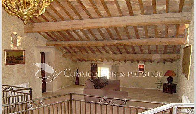 Immobilier prestige : Vaucluse,Avignon,propriété de prestige : Mas et Propriétés