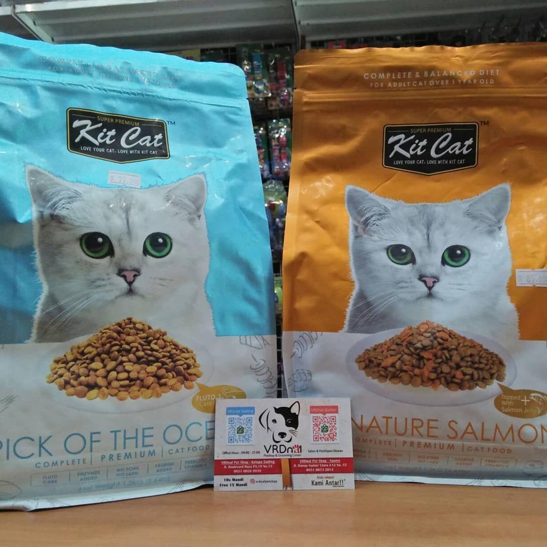Kit Cat Pick Of The Ocean Signature Salmon Harga Pick Of The Ocean Rp 75 000 Signature Salmon Rp 85 000 Harap Konfirmasi Stock Untuk Cat Food Kami Cats