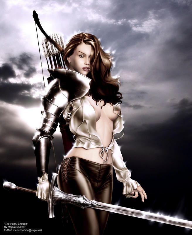 Fantasy Art Women Warriors | Gallery Fantasy Woman Warrior ...