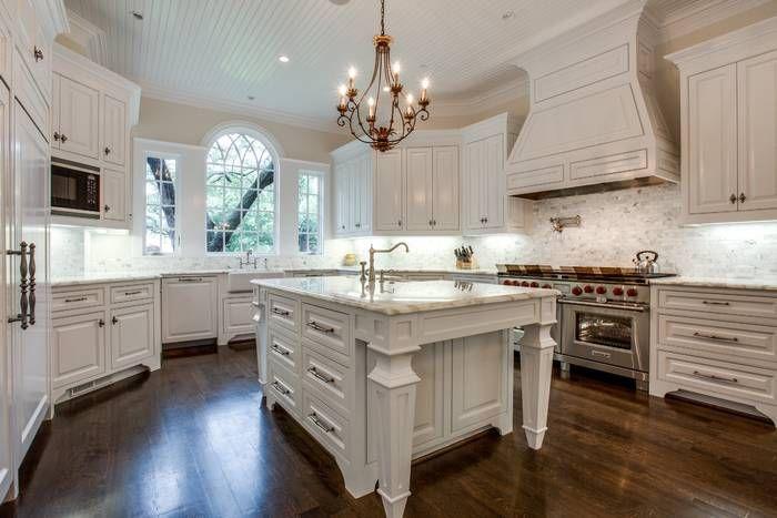 See The Fabulous Kitchens Of 12 Multimillion Dollar Dallas