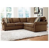 Aaron Sectional Sofa 2 Pc 799