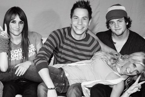 #DulceMaria #Anahi #ChristianChavez #ChristopherUckermanm #RBD #Rebelde