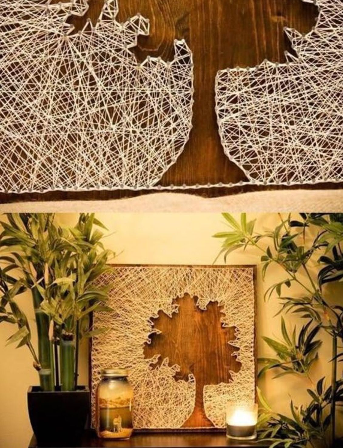 Pin by Crystal Lynnette on Love this! | Pinterest | String art