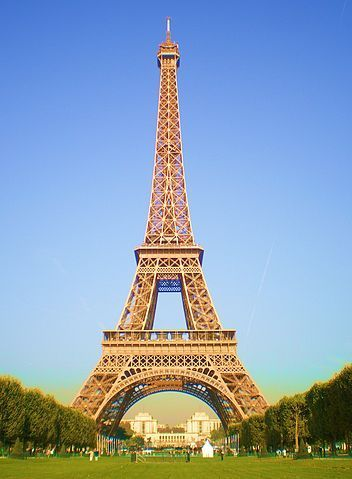 want to climb and count the stairs in the eiffel tower, and then ride the elevator to the third floor, for the lack of stairs :(. I want to do this on an extremely windy day so that I am able to feel the tower move more than normal and receive an adrenaline rush.