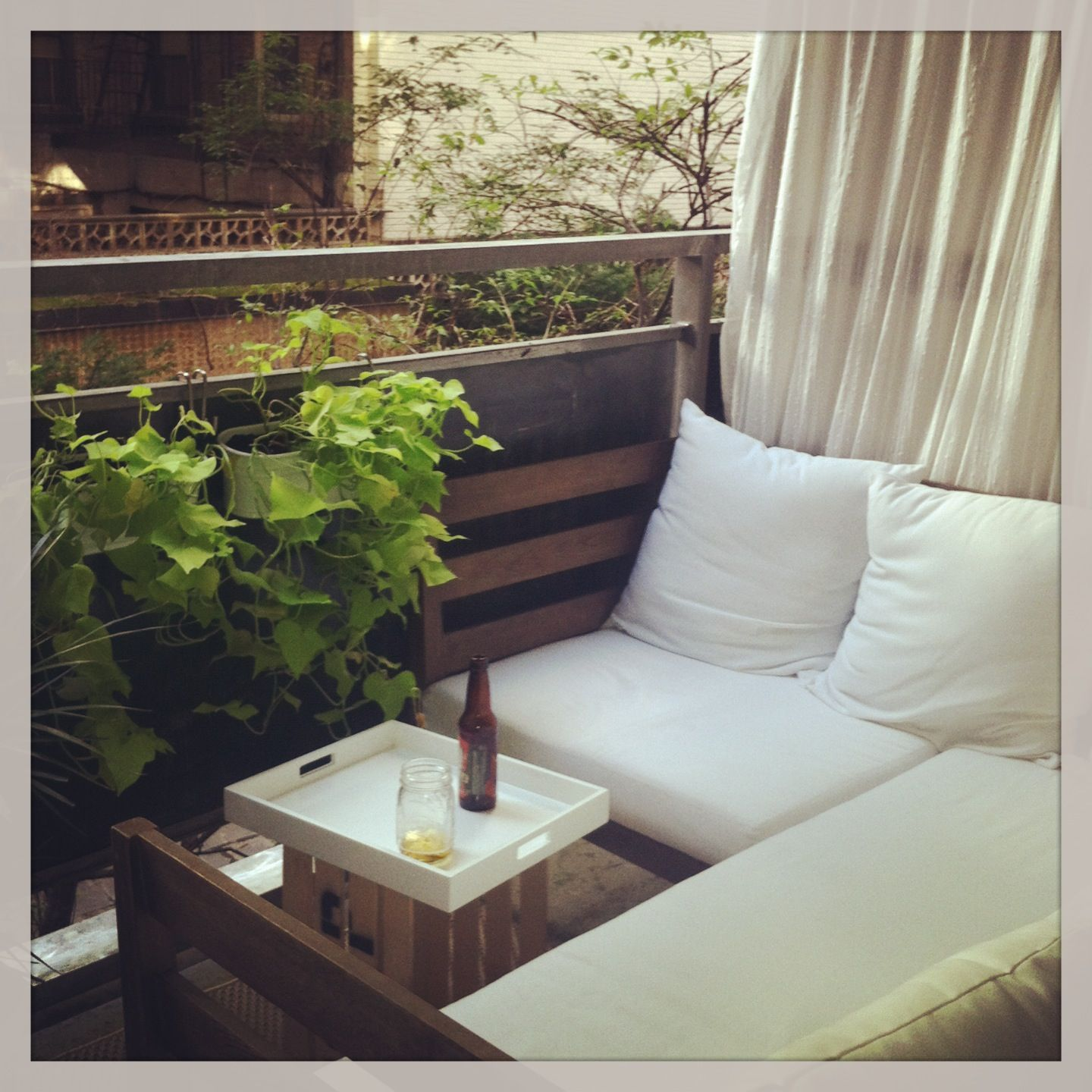 Cute balcony dream everything balcony balcony - 1 bedroom apartments everything included ...