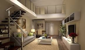 Image Result For Duplex House Interior Layout Stairs In Living