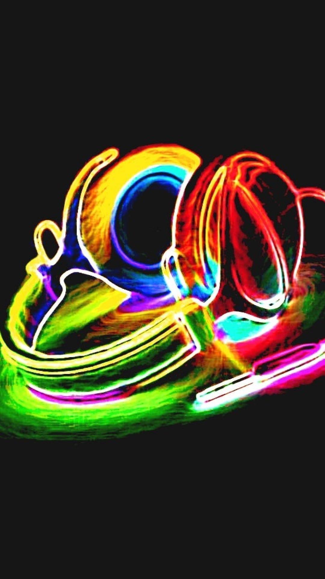colors.quenalbertini iPhone Retina Wallpaper Dj art
