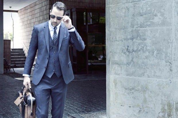 Business Class: o melhor da alfaiataria clássica