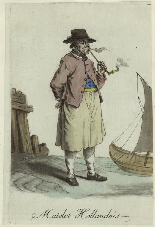Matelot Hollandois. From New York Public Library Digital Collections.