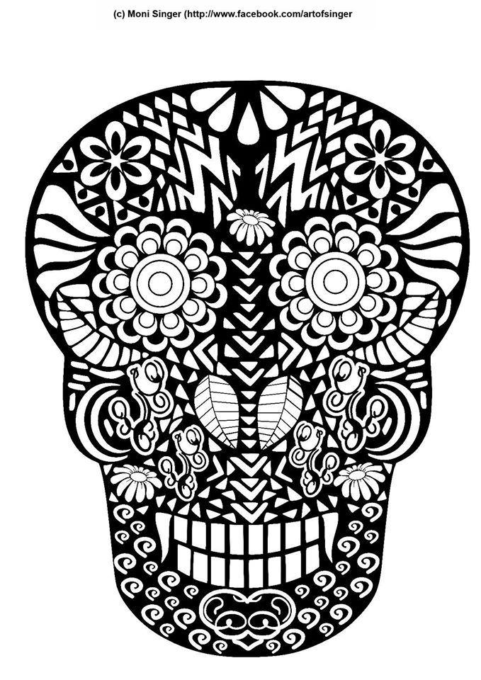 Silhouette Plotter File Free Plotter Datei Kostenlos Plotter Freebie Skull Silhouette Cameo Kostenlos Plotterdatei Plotterdateien Free
