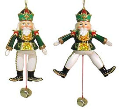 Nutcracker Puppet Ornament [H3686A] CD&G http://www.amazon.com/dp ...