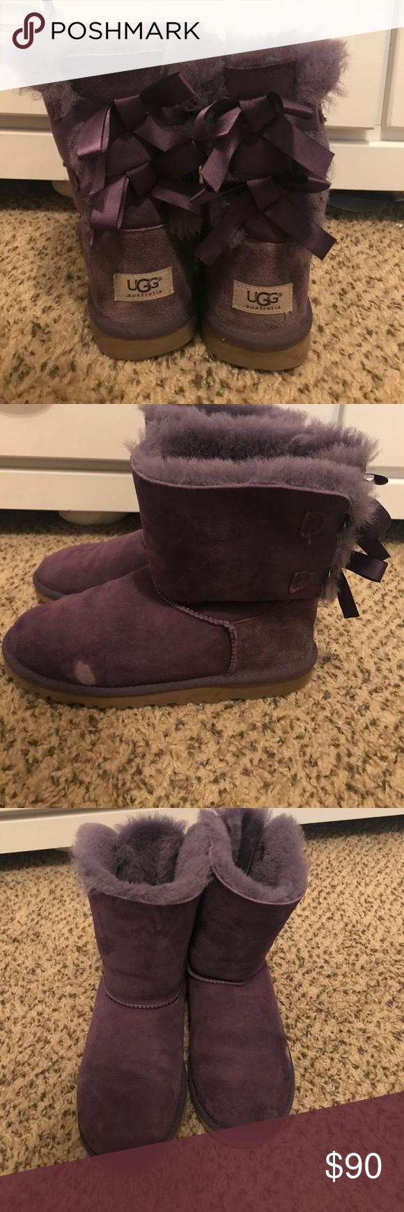 Bottes UGG Bailey Bow pluie UGG Bottes Bailey UGG Shoes Shoes et Bottes d hiver et de pluie c9b7d37 - deltaportal.info