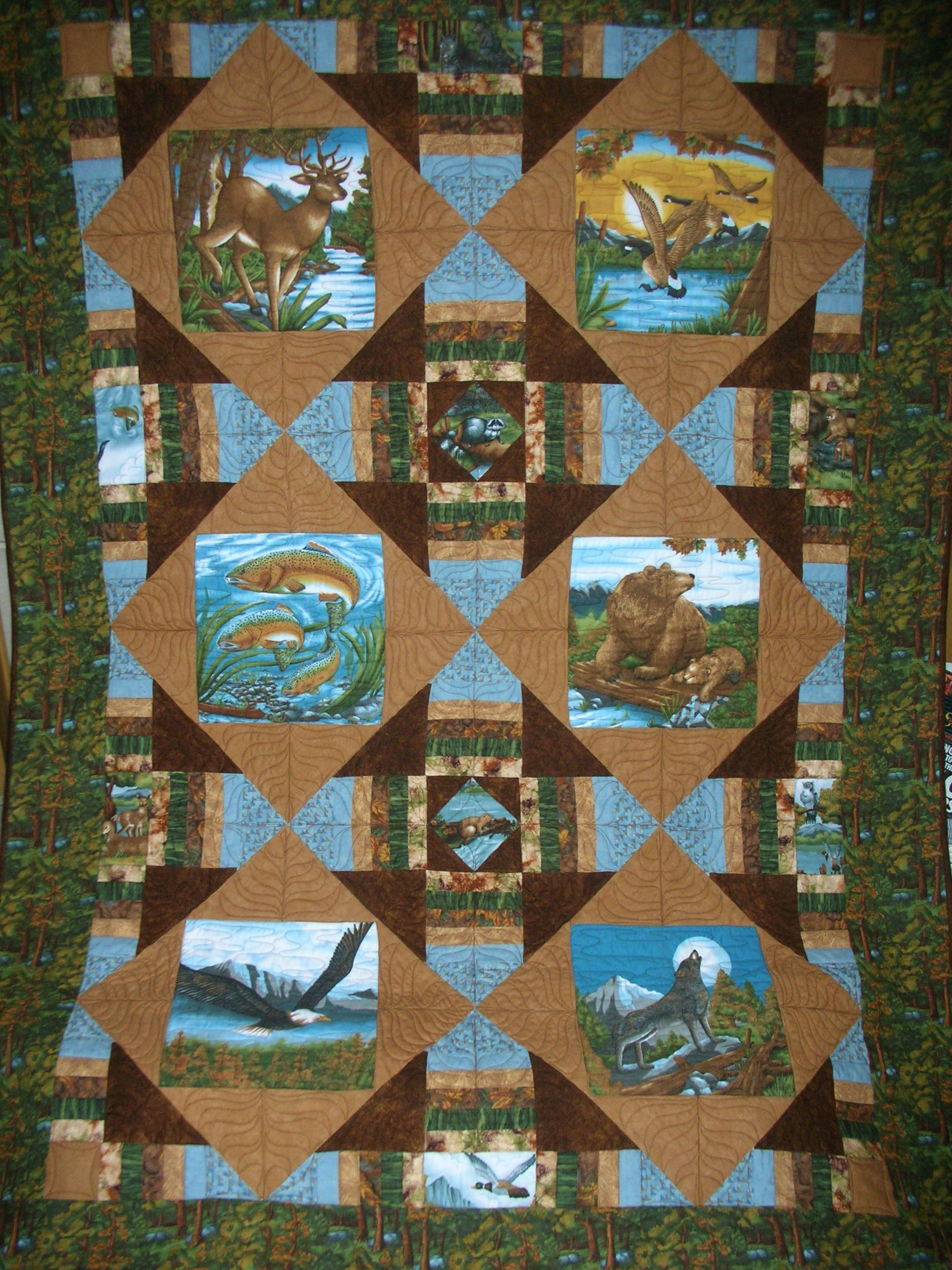 or i my painted man quilt purchase next the in ready week to have quilting hoping for pattern m also so