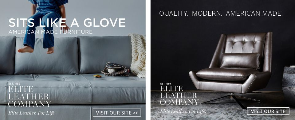 Attirant Ad Campaign: Quality. Modern. American Made.