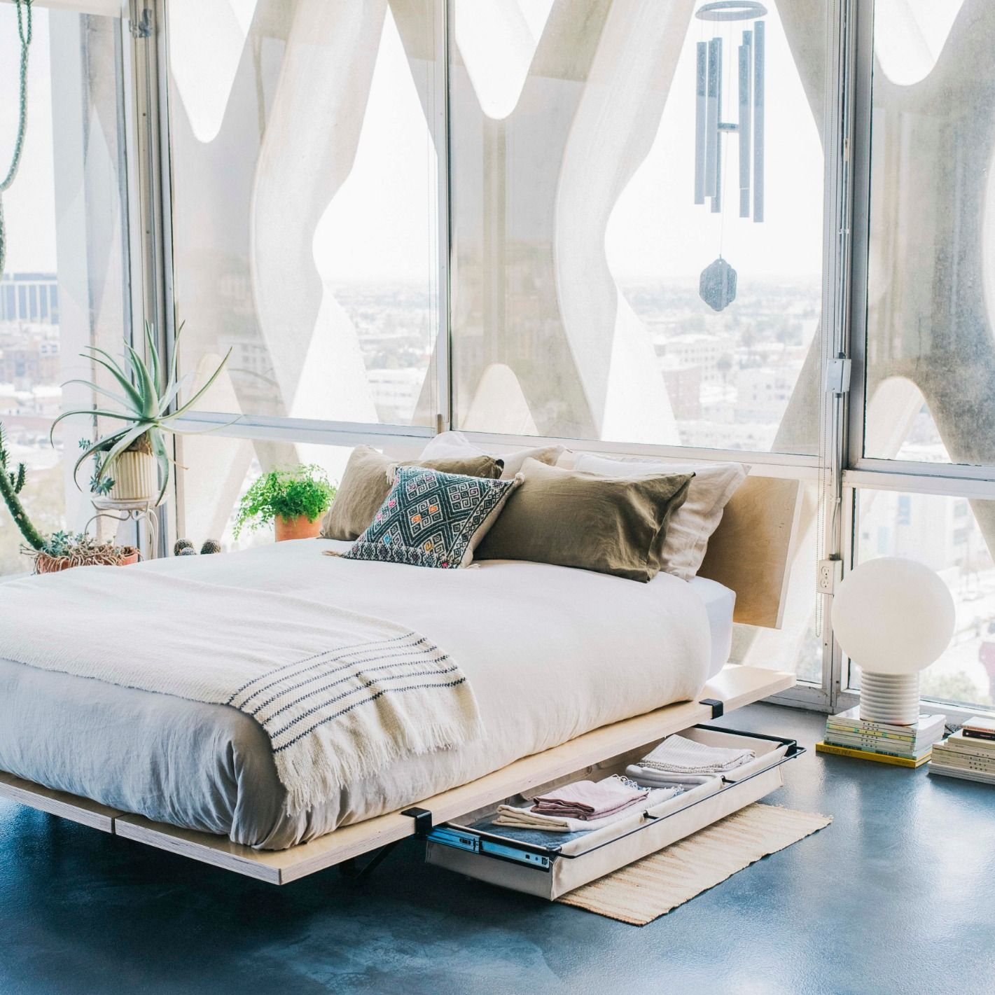 The World S Most Modular Bed Frame From A Platform To A Head