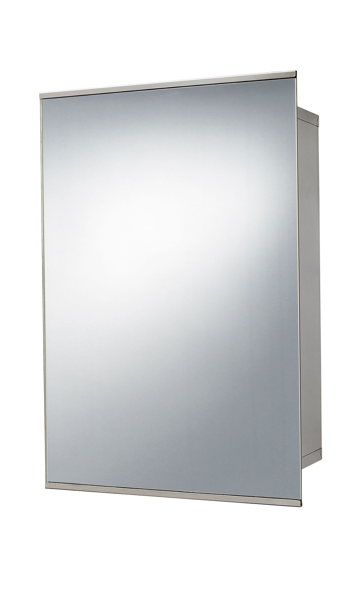 Fonteno Sliding Door Mirror Cabinet Departments Diy At B Q Mirror Cabinets Mirror Sliding Doors