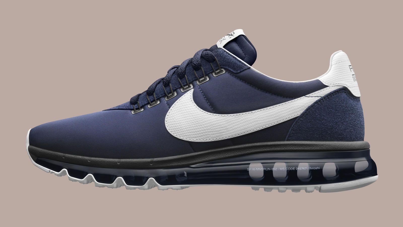 ff14756133 Hiroshi Fujiwara's Nike Air Max LD-Zero H in 2019 | Shoes | Nike Air ...