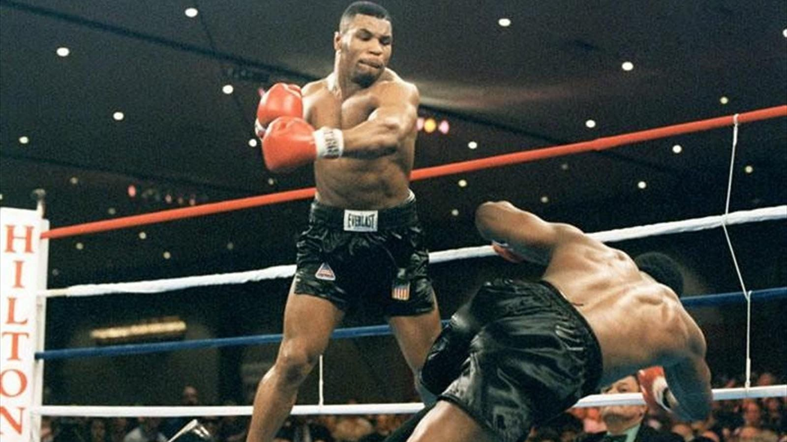 Mike Tyson Knockout Wallpaper Desktop Box