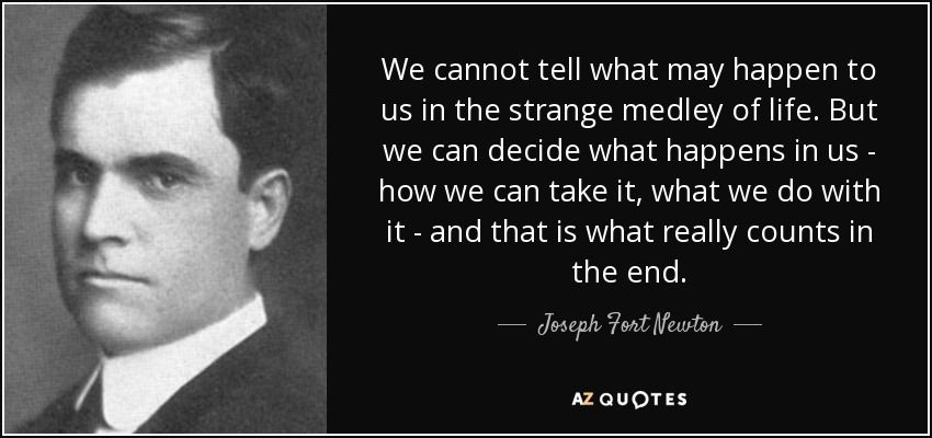 Discover Joseph Fort Newton Famous And Rare Quotes Share Joseph Fort Newton Quotations About Soul Liberty And Trains Quot W Newton Quotes Rare Quote Quotes