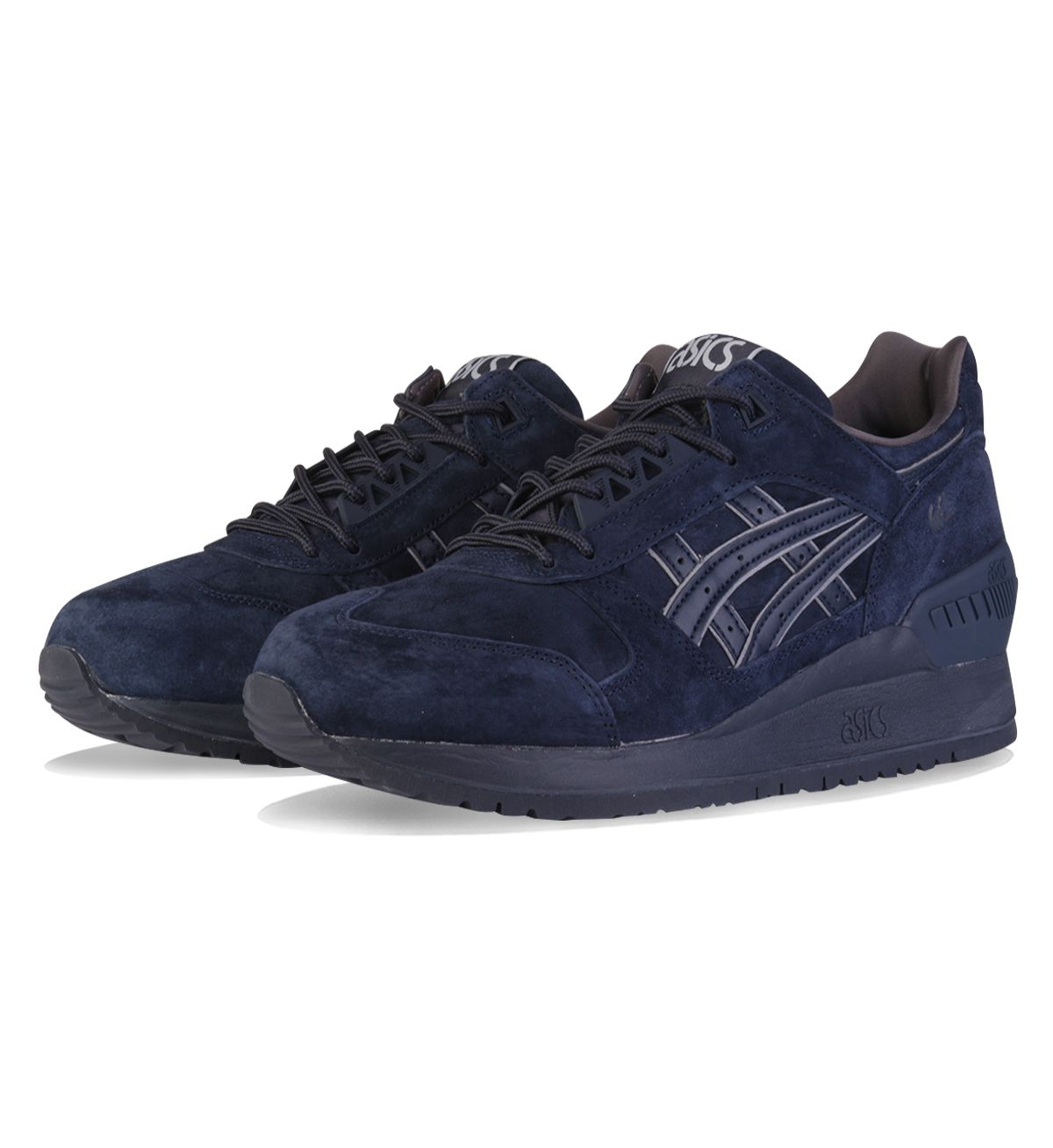 buy online b7e9f 9c93a ASICS Gel Respector Suede Pack Ink   Indian Ink - ASICS