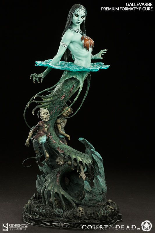 Court of the Dead Deaths Siren Premium Format(TM) Figure by | Sideshow Collectibles