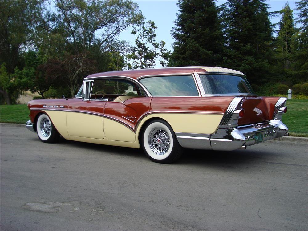 AUTO - U.S.A. - BUICK - CENTURY CABALLERO - ESTATE WAGON - V8 3,6L ...