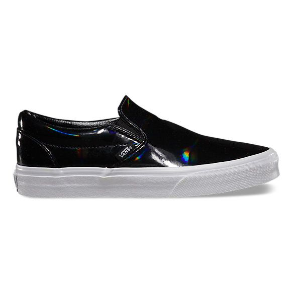 Patent Leather Slip-On | Shop Womens Shoes at Vans