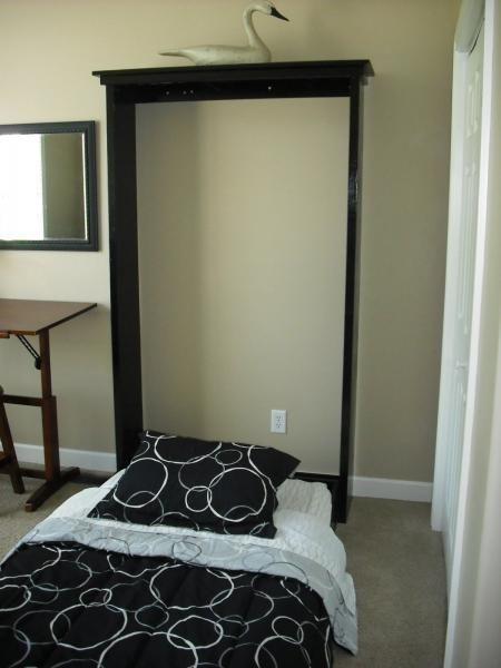 RV Murphy Bed Idea Build Your Own DoityourselfRVcom RV Ideas