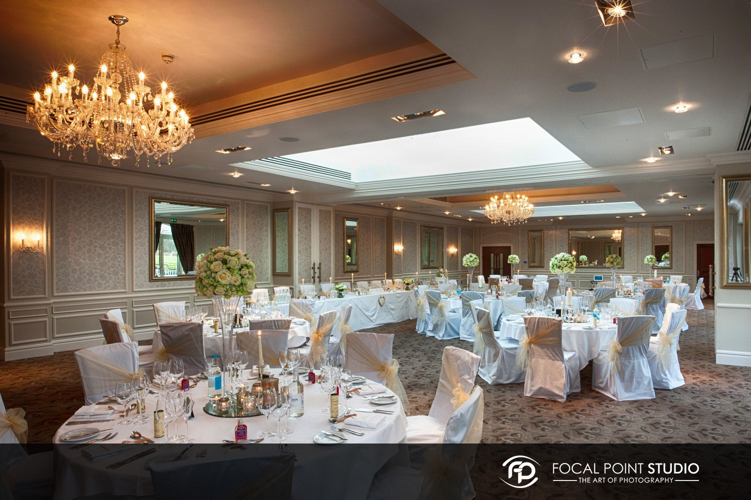 Focal Point Photography Rockliffe Hall Wedding Venue North East