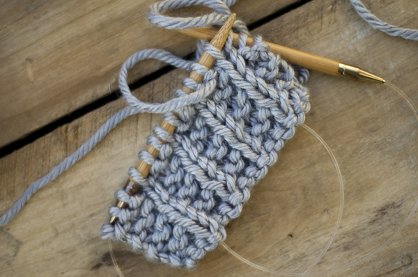 How To Knit A Simple Infinity Scarfw I Just Need To Learn To