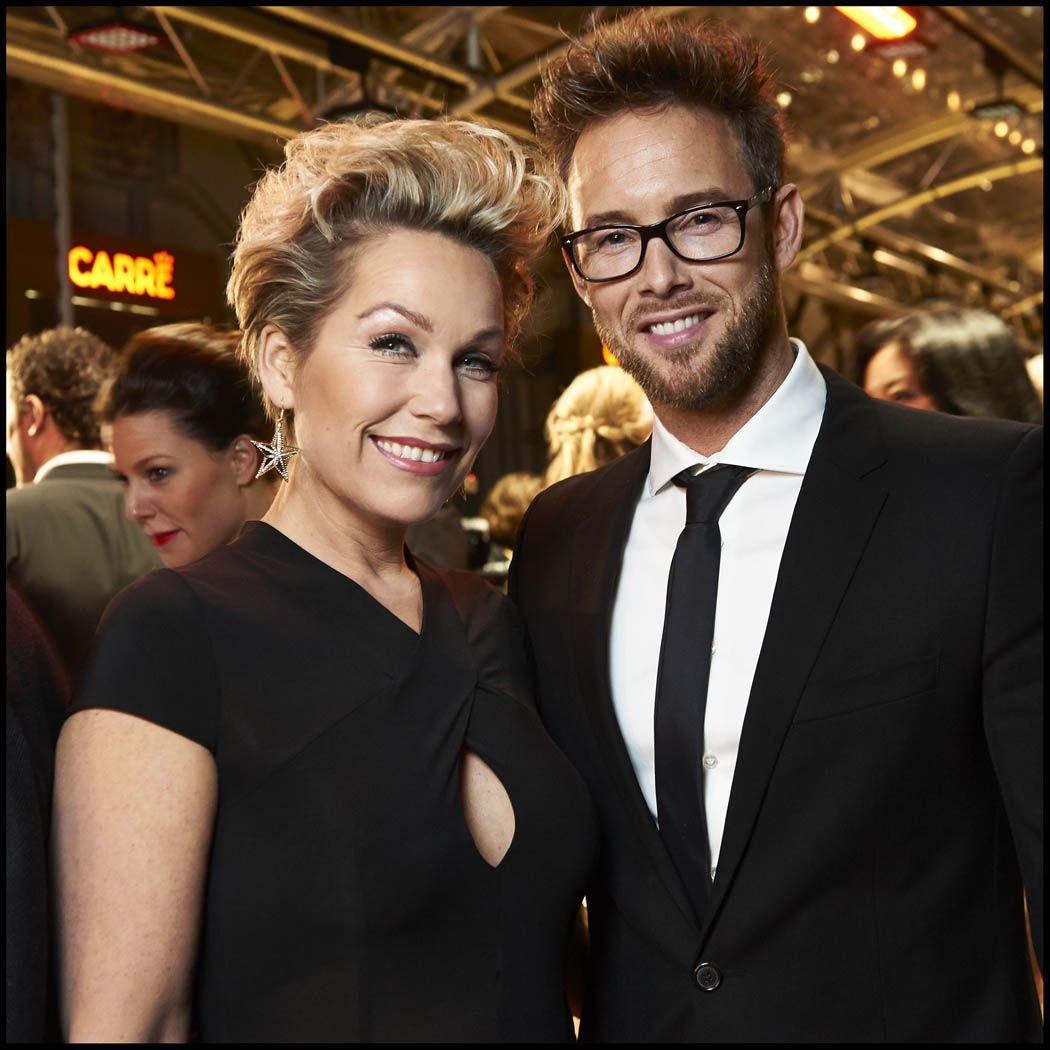 Charly Luske is Living Happily with his Wife Tanja Jess ...